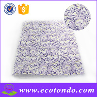 Christmas Colored Flower Packing Paper Gift Wrapping Service