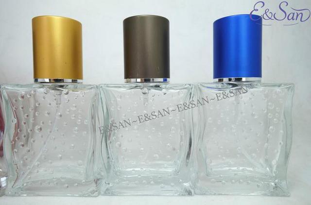 200 st cke hei er verkauf transparent glasflaschen f r parf m 50 ml nachf llbare leere parf m. Black Bedroom Furniture Sets. Home Design Ideas