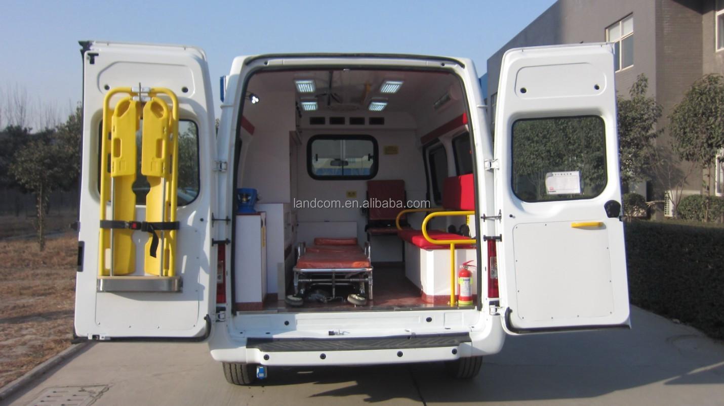 מגניב ביותר פורד טרנזיט חירום אמבולנס למכירה --מספר זיהוי מוצר:1850075404 QP-42