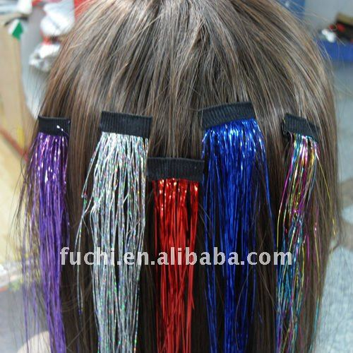 Hair Bling Tinsel Suppliers And Manufacturers At Alibaba