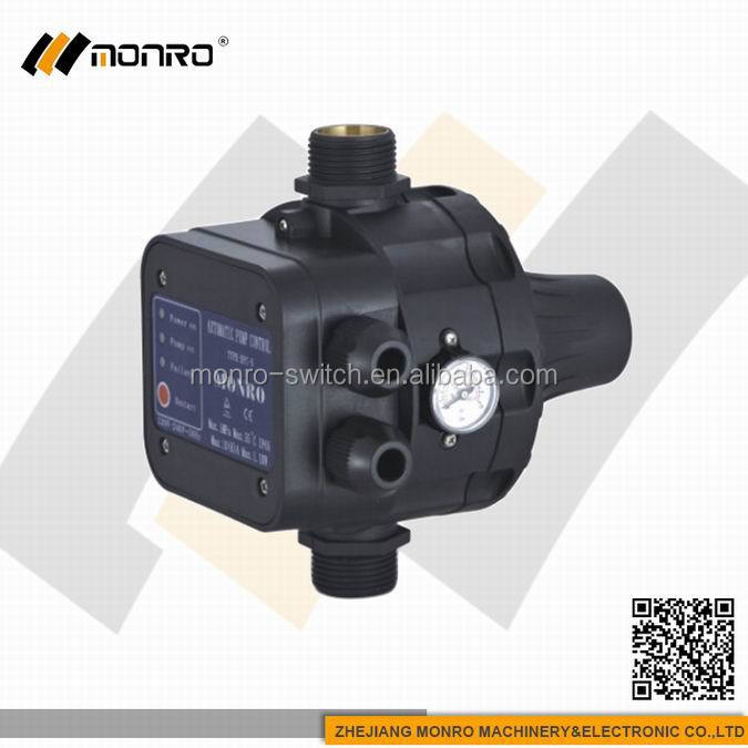 0011 EPC-5 Zhejiang monro 240v switch waterproof automatic pressure control switch for water pump