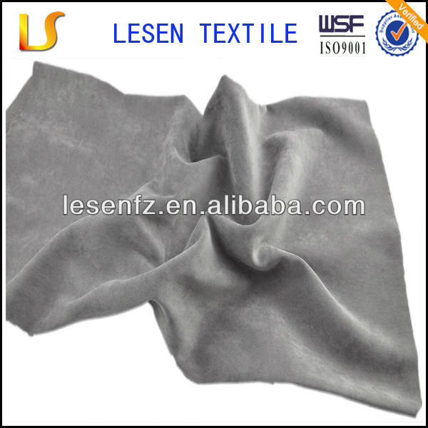 Polyester nylon blended corduroy fabric supplier