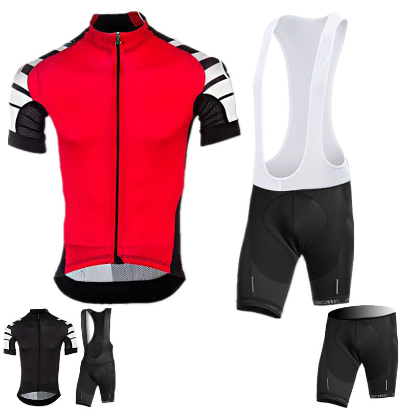 Get Quotations · 2015 Huge red  black Assos Cycling jersey bicycle short bike  wear ropa ciclismo bib shorts c8c51cf04