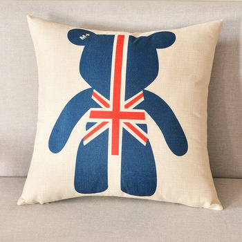 national flags replacement sofa cushions first grade sgs good colour fastness fancy durable large floor cushions