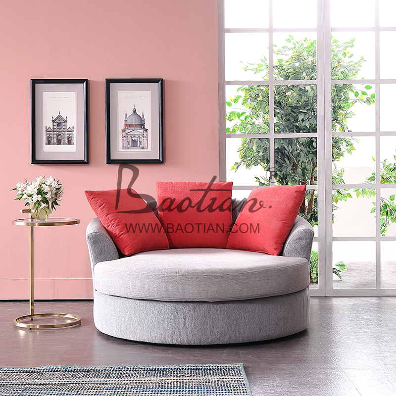 Sensational 360Degrees Rotate Round Style Living Room Sleeper Loveseat Buy Cheap Sofa Loveseat Sets Modern Loveseat Round Sofa Product On Alibaba Com Gmtry Best Dining Table And Chair Ideas Images Gmtryco