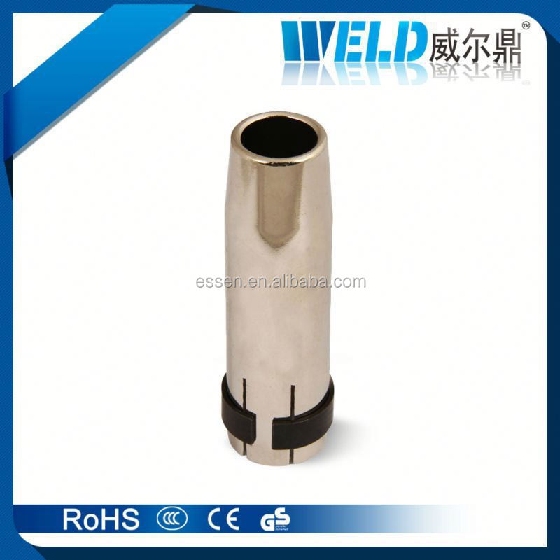 Copper Nozzle of MIG Welding Torch/Air Cooled CO2 Brazing Gun MIG36KD with Autoamtic Welding Machine
