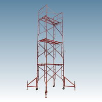 China Mobile Main Entrance Door Frame Scaffold
