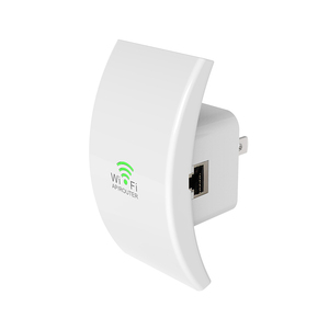 Simple Operation OEM/ODM 300Mbps WLAN Wi-Fi Signal Repeater