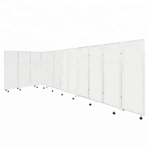 office home portable mobile privacy screen room divider