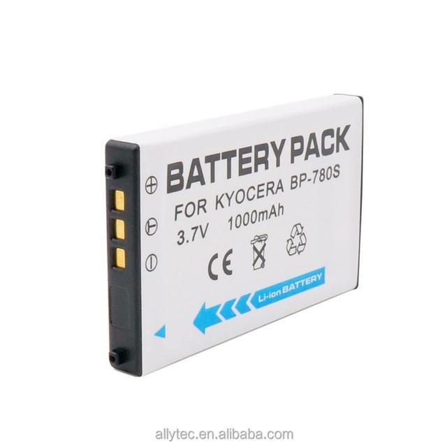 Batería para Kyocera BP-780 780s BP780 BP780s