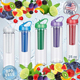 promotional eco friendly fruit infuser shaker water bottle bpa free with straw
