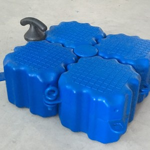 Made in China Wholesale HDPE 500*500*40mm Floating Dock