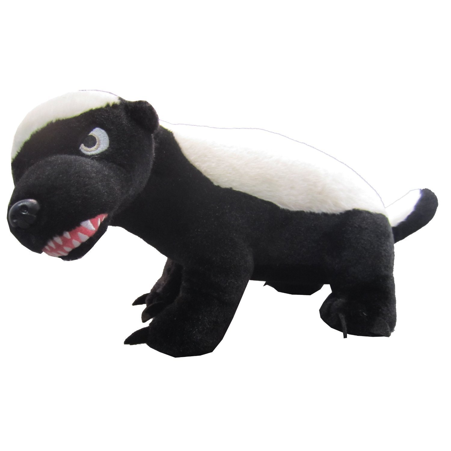 Honey Badger Clip-On Plush, R Rated
