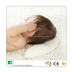 Health Sleep Baby Thin Headrest Memory Foam Pillow