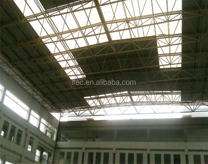 Lowes metal roofing sheet prices for steel structure warehouse