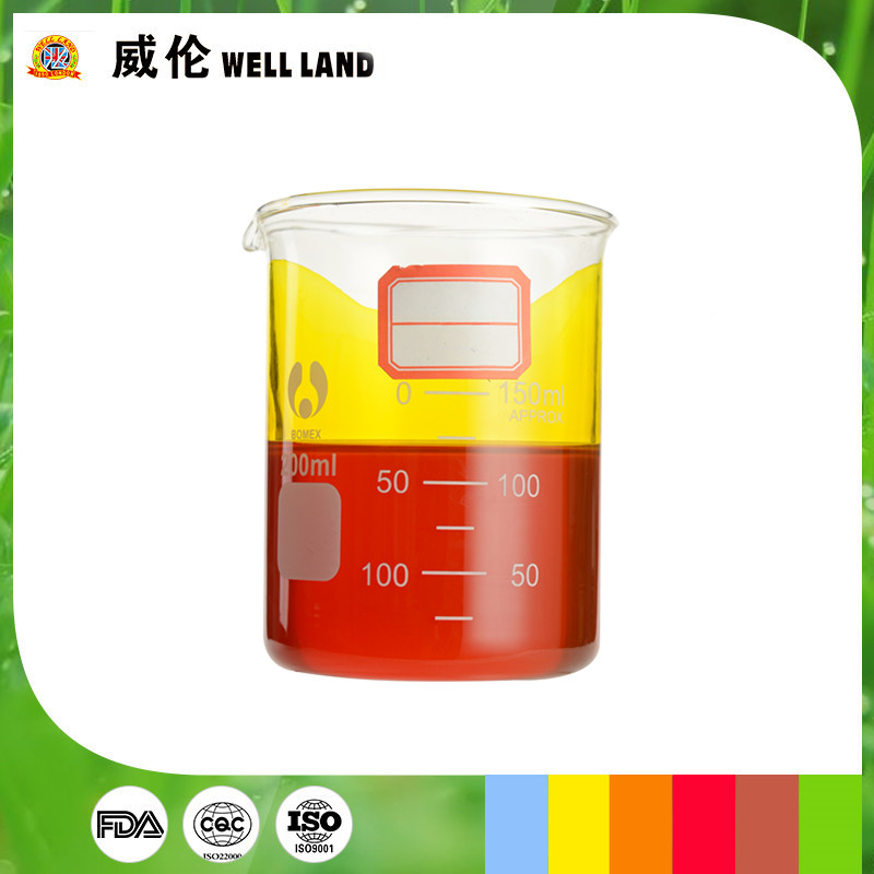 Natural Plant extract compound lemon yellow edible pigment for seasoning