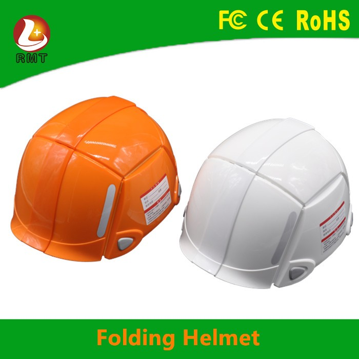 china high quality folding safety halmet for worker