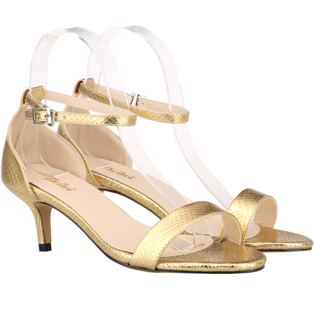 Silver Dress Shoes Wide Heel