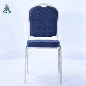 Hot sale wedding hotel banquet chair with steel tube cheap banquet chair