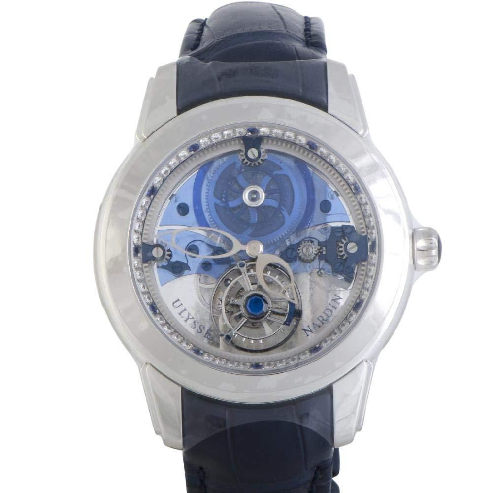 Ulysse Nardin Mechanical-Hand-Wind Male Watch (Certified Pre-Owned)