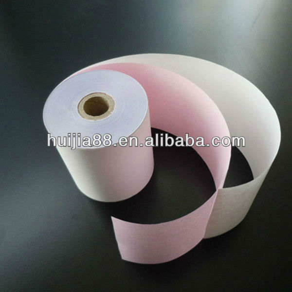 Update carbonless paper roll