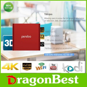 openbox android amlogic cloud box set top box Pendoo T95U PRO S912 2g 16g  android amlogic KD player 17 0 tv box
