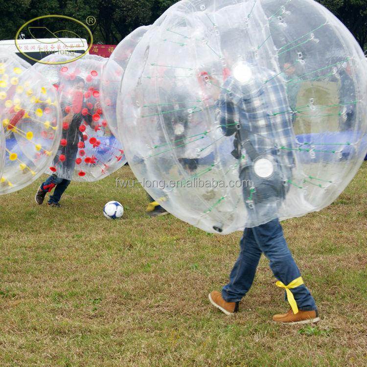 Walmart Supplier Inflatable Bumper Ball/ Body Zorbing Bubble Ball ...