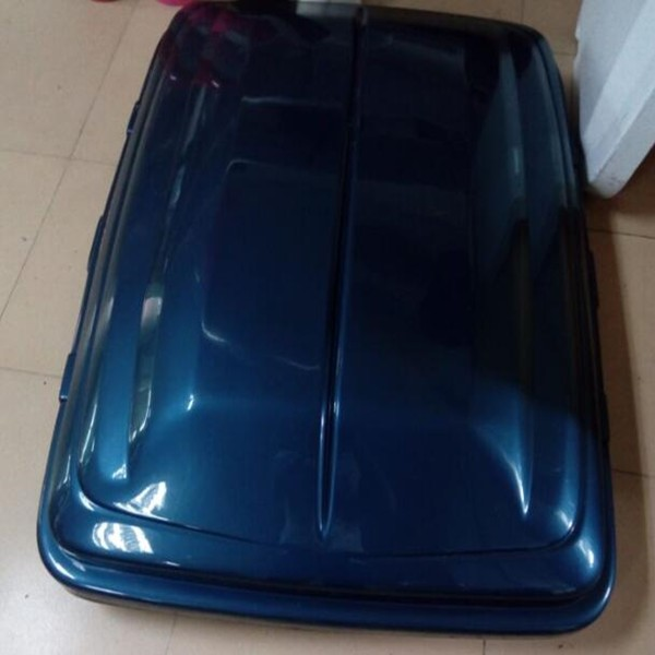 Widely Used plastic Vacuum Forming Plastic Portable Car Roof Box For BMM