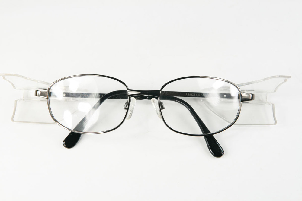 Clip On Safety Side Shields For Prescription Glasses Www
