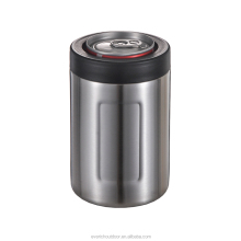 Everich Promotion 12oz insulated stainless steel beer can cooler -330ml