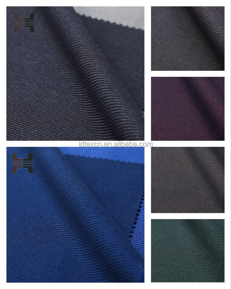 Cation Corduroy Fabric For Uniform