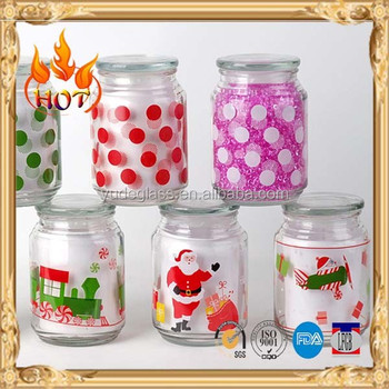 Colorful Jars For Christmas Jars For Pickles Christmas Candy Jars , Buy  Colorful Jars For Christmas,Jars For Pickles,Christmas Candy Jars Product  on
