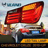 Vland manufacturer car tail lamp led lamp for Cruze 2012