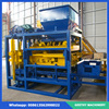 4-25C block machinery making quality / block machines plant /block machine vibrator