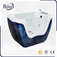 Hot sale best price small deep bathtub dog grooming bathtub,doggy bath tub