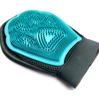 Pet Grooming Mitt and Fur Remover Dog and Cat Grooming Brush