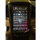 "NaviHua Android car radio dvd GPS navigation Vertical Screen Tesla Style 12.1"" for Mahindra Xuv500"