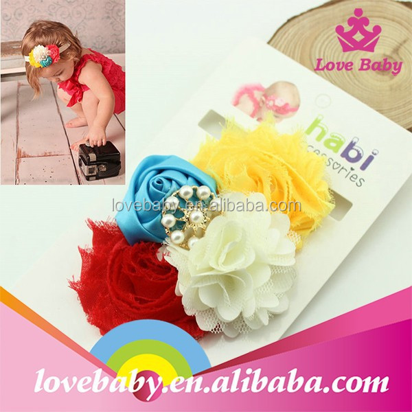 Fashion baby hair holiday headbands LBE4092711