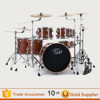7 PC Junior Drum SetCotton Wood Sets For Sale