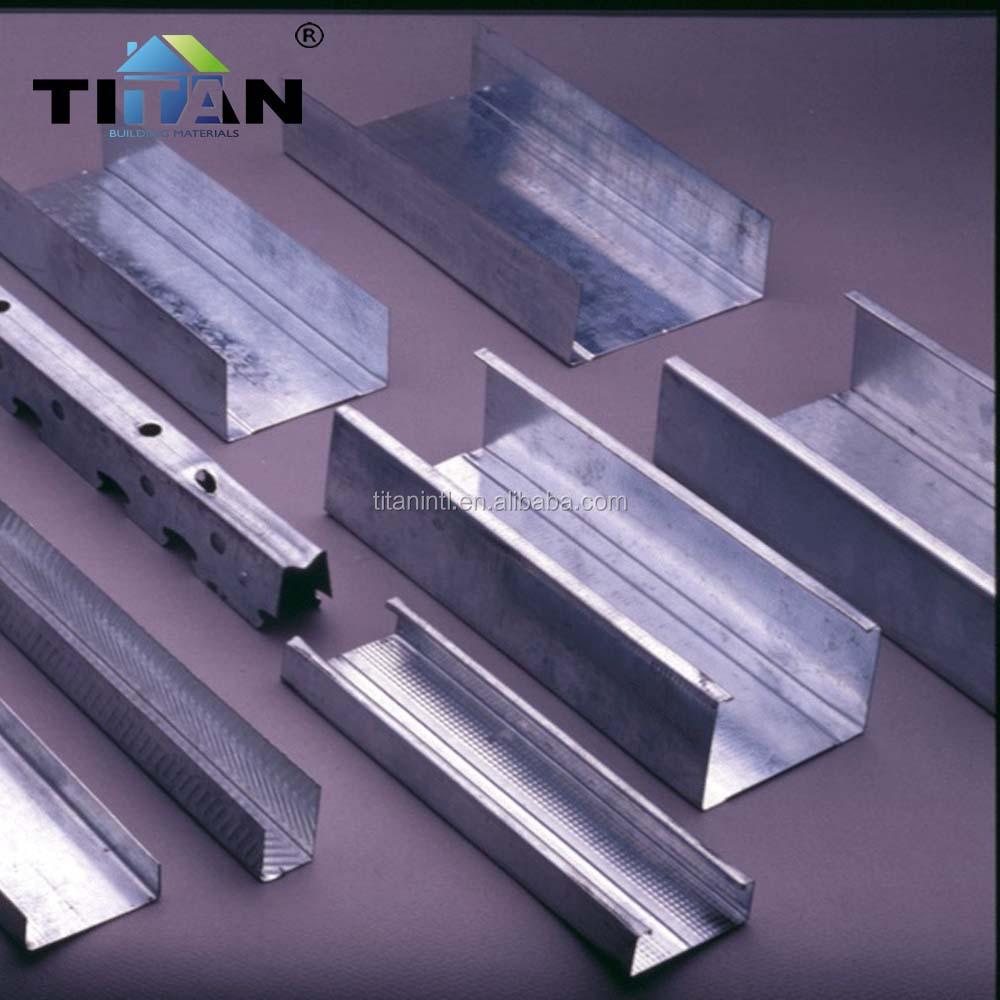 Light Gauge Metal Steel Framing Stud