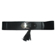 FM brand High-waist Belt for Dress Woman Waist band Fashion Braided Elastic Belt
