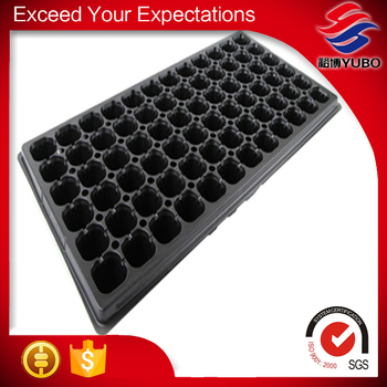 72 Cell Square Holes Seedling Plugs Starter