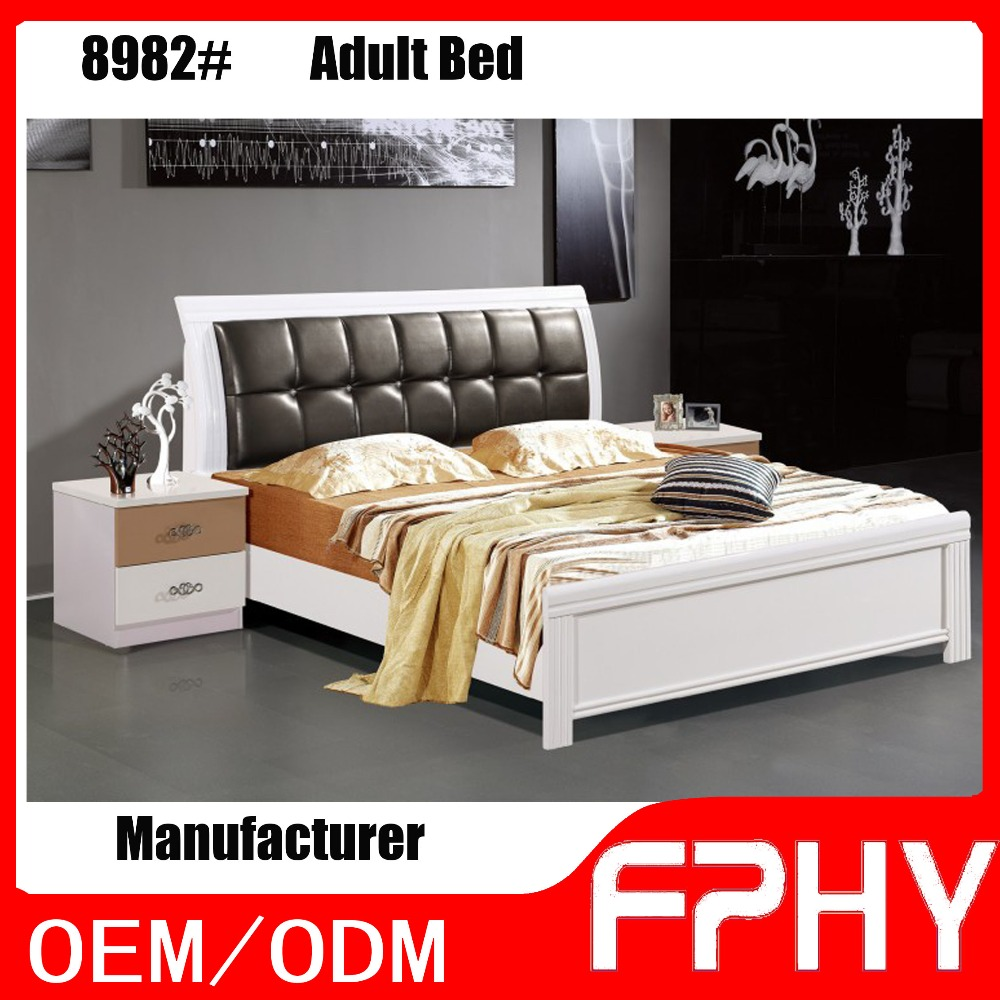 Wholesale FPHY Factory 8982# Modern MDF bedroom Furniture Made in Vietnam