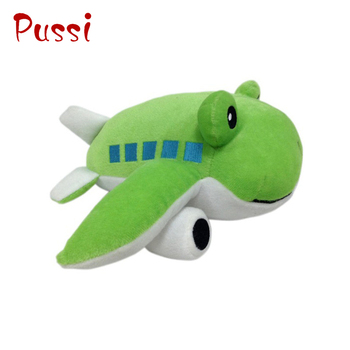 Custom Soft Plush Frog Pattern Airplane Toy Buy Toy Airplane Toy