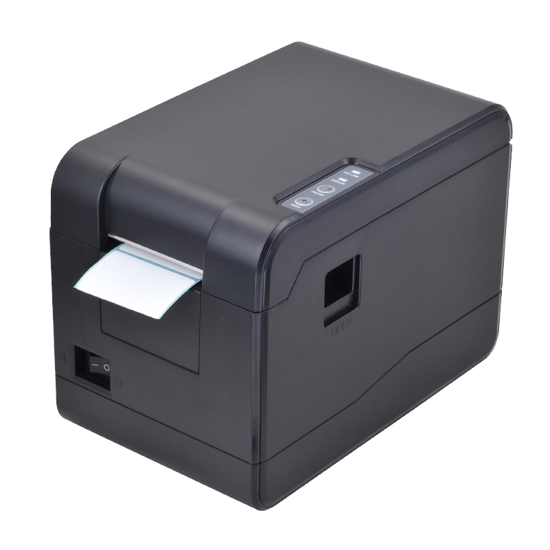 ISO Certificate cheap thermal Label Barcode Printer 58mm фото