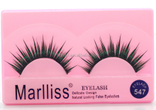 Free Samples OEM Service Private Label Beautiful Eye Lashes False Artificial Eyelash