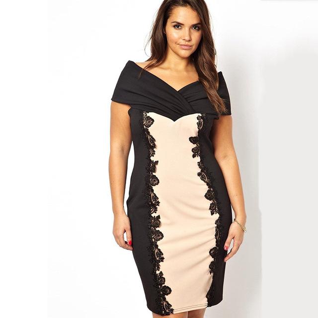 5fcefb2c223 Большой размер дамы Bodycon Vestidos женщин 6XL летние стиль платья повязки  5XL тонкий сексуальные платья 4XL