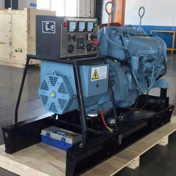 15kW 30kW Air Cooled Deutz diesel generator set