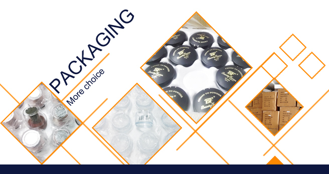 2019 Nieuwste Custom Cosmetische Verpakking Air strakke kussen case met lente