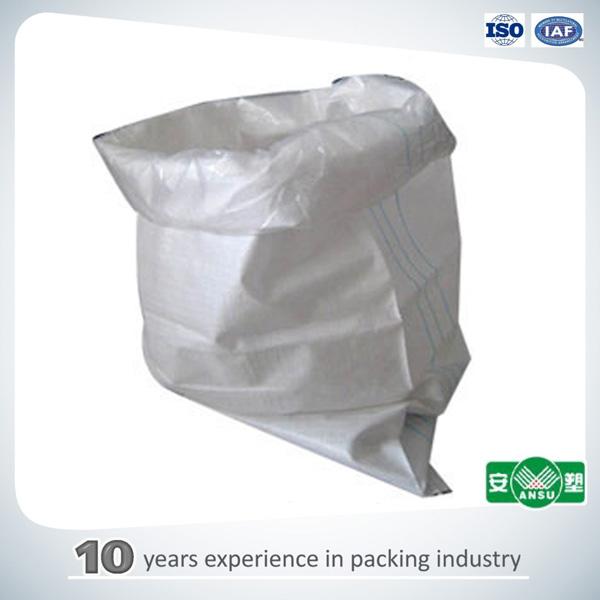 50kg Sugar Flour Grain Plastic Packing Pp Woven Bag Manufacturers ...
